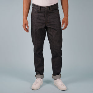 Wilhelm Jean 14oz Kaihara Indigo Raw Denim