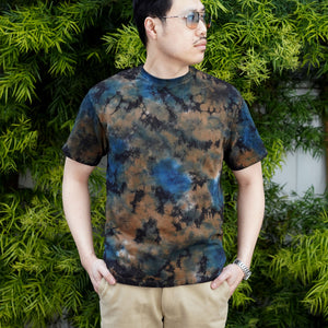 Heavyweight T-Shirt Short Sleeve in Cosmic Thunderbird Camo