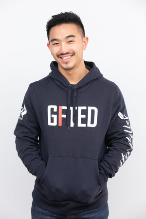 Limited Edition Sweatshirt: The Storyteller Series -  - Gfted Apparel - Gfted Apparel