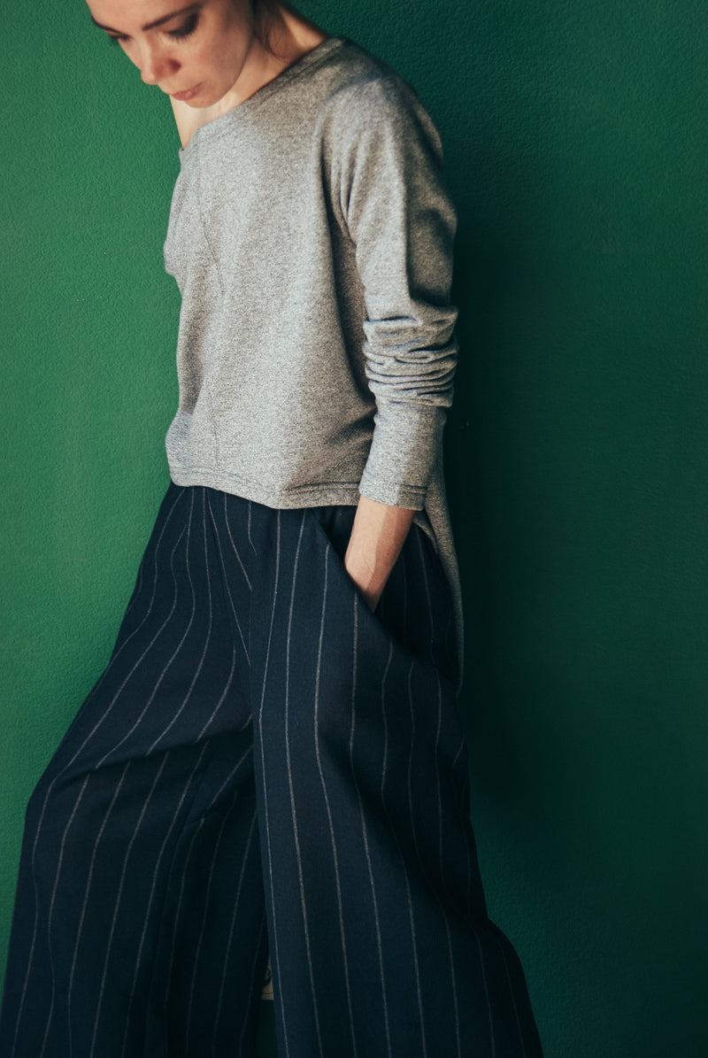Wide trousers Palazzo Strips