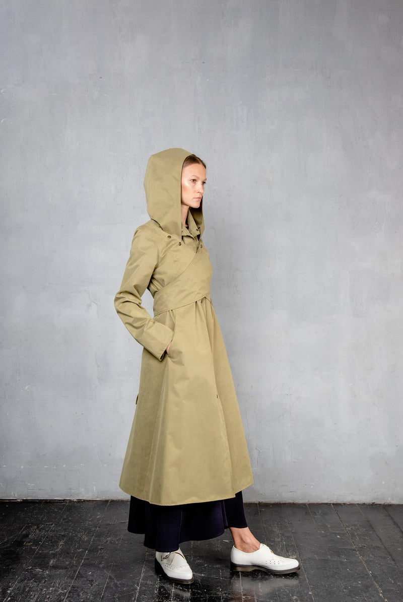 OLIVE GROVE Raincoat