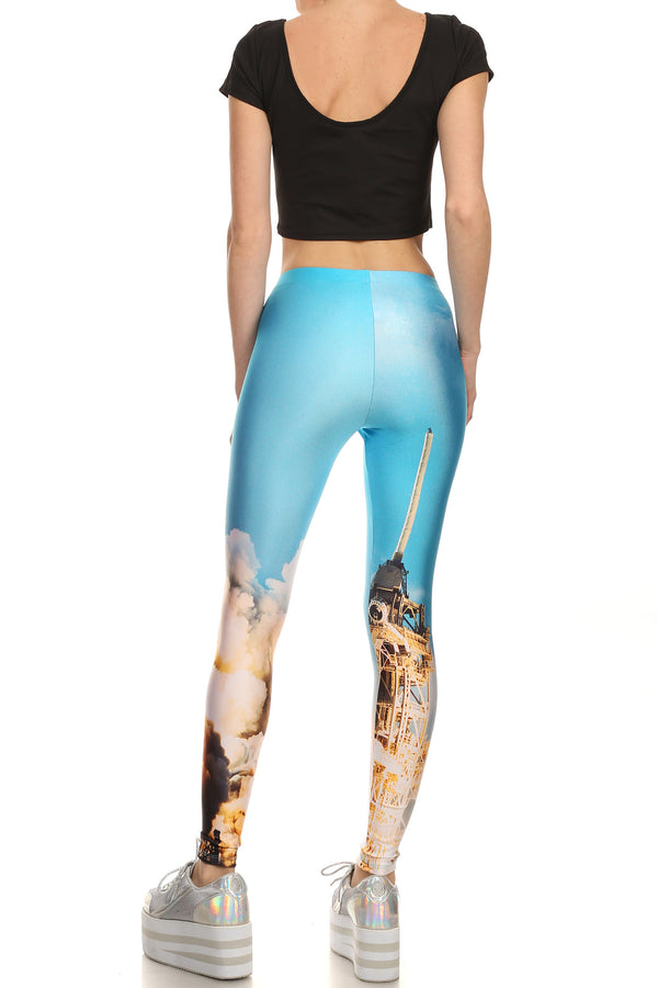Rocket Leggings - POPRAGEOUS  - 4