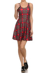The Ultimate Tartan Skater Dress - POPRAGEOUS  - 5
