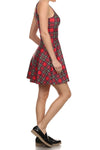 The Ultimate Tartan Skater Dress - POPRAGEOUS  - 3