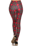 The Ultimate Tartan Leggings - POPRAGEOUS  - 3