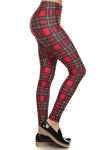 The Ultimate Tartan Leggings - POPRAGEOUS  - 2