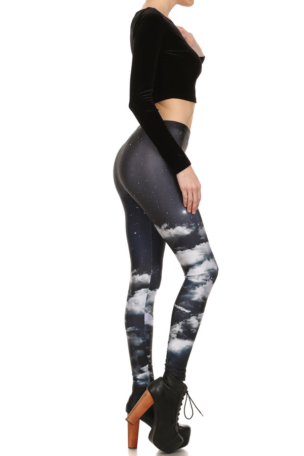 Moonlight Leggings - POPRAGEOUS  - 3