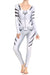 White Tiger Catsuit
