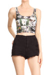 Puppy Play Crop Top
