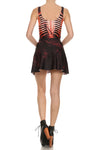 Cupid's Arrow Skater Dress - POPRAGEOUS  - 4