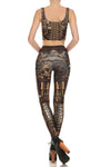 Steampunk Crop Top - POPRAGEOUS  - 4