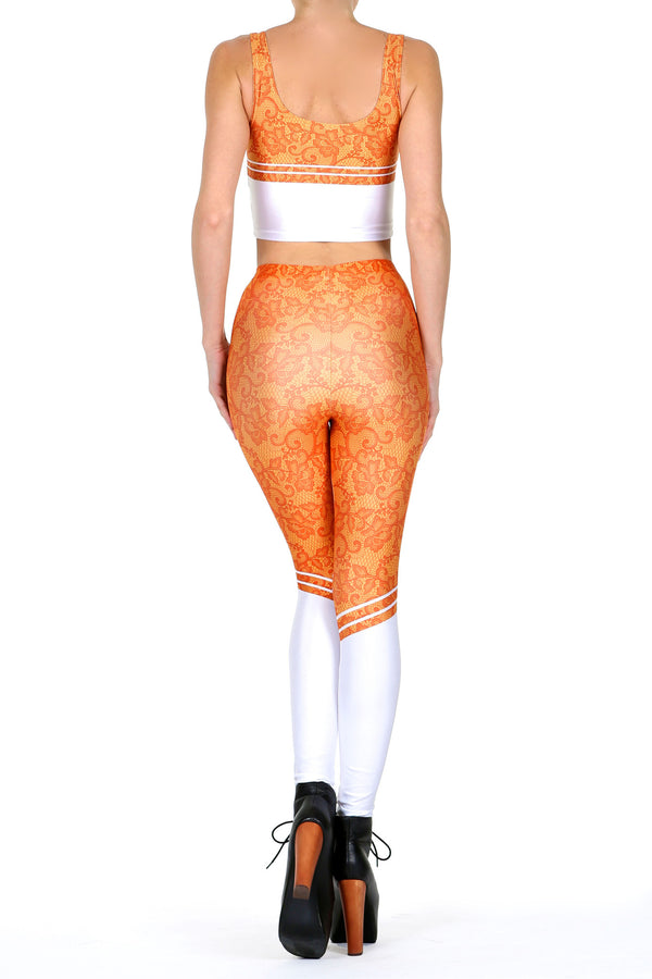Sailor Venus Leggings - POPRAGEOUS  - 4