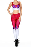 Sailor Mars Leggings - POPRAGEOUS  - 1