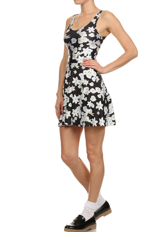 Magnolia Skater Dress - POPRAGEOUS  - 2