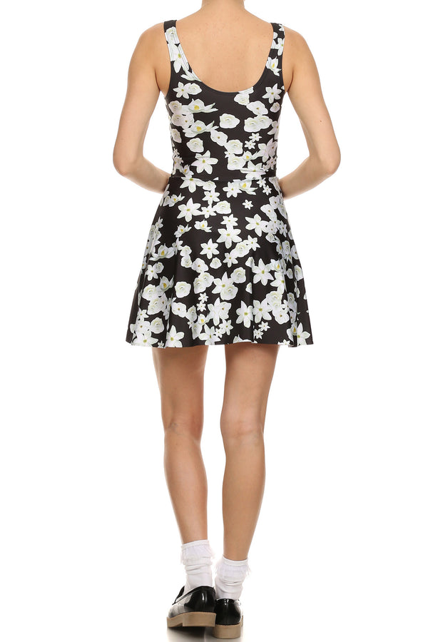 Magnolia Skater Dress - POPRAGEOUS  - 4