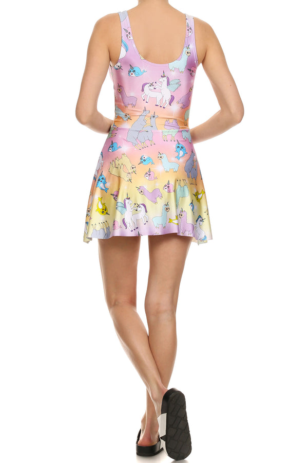Kawaii Sex Skater Dress - POPRAGEOUS  - 4
