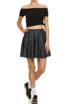 Great Scott Skater Skirt - POPRAGEOUS  - 2