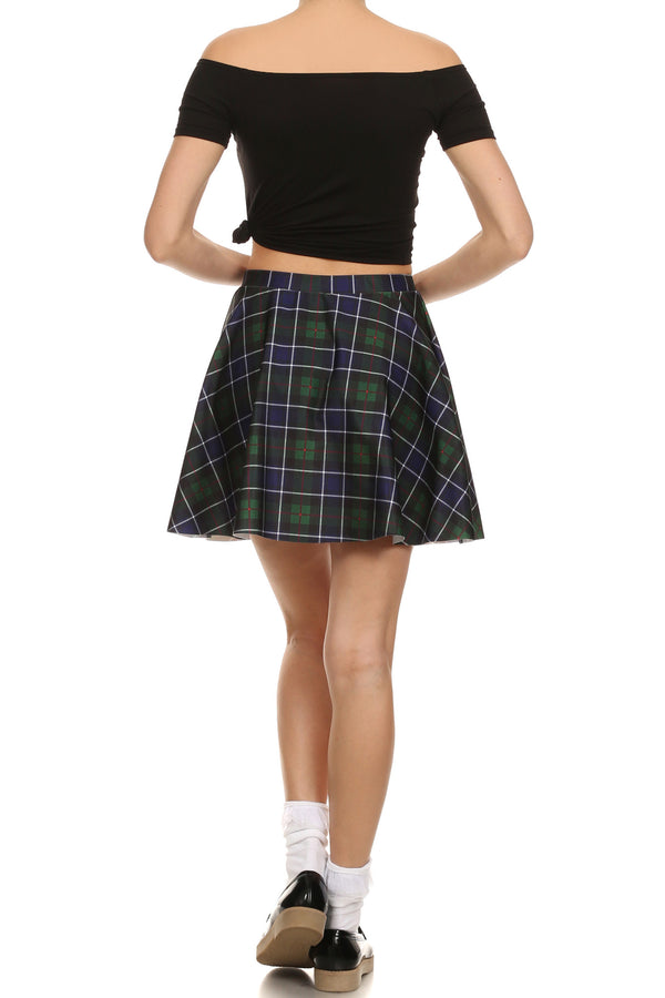 Great Scott Skater Skirt - POPRAGEOUS  - 5