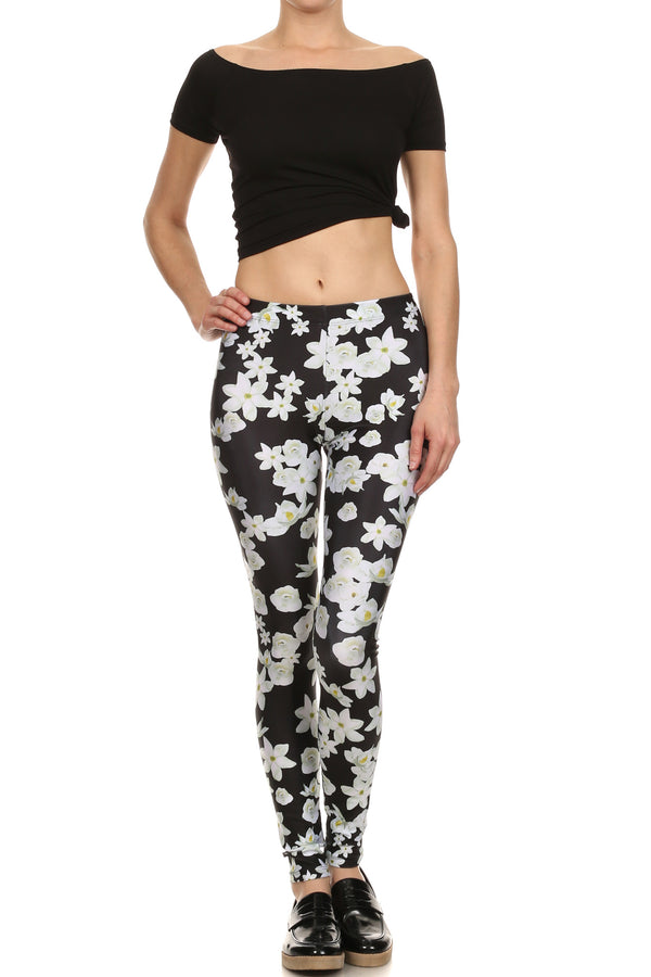 Magnolia Leggings - POPRAGEOUS  - 1