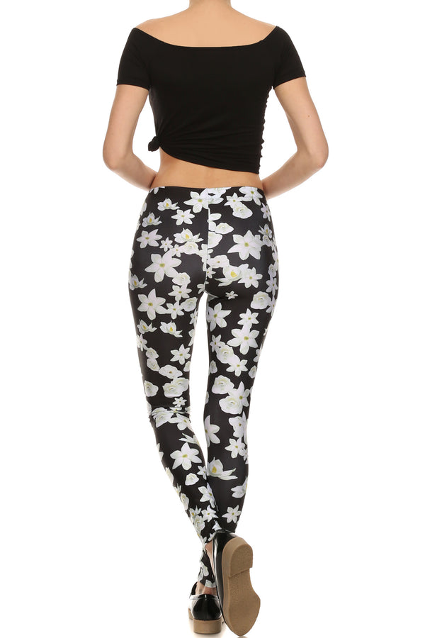 Magnolia Leggings - POPRAGEOUS  - 4