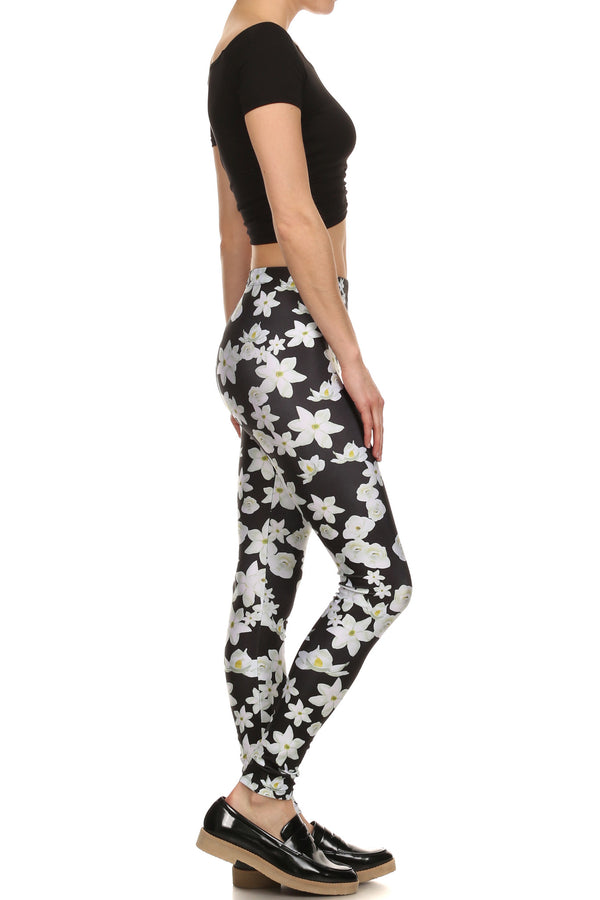 Magnolia Leggings - POPRAGEOUS  - 3