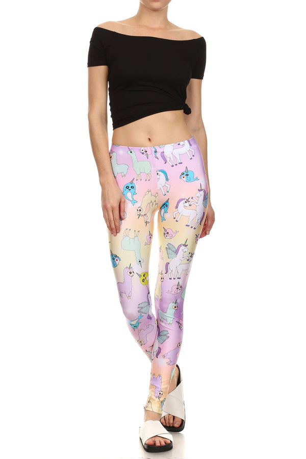 Kawaii Sex Leggings - POPRAGEOUS  - 1