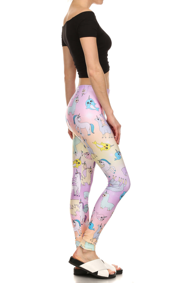 Kawaii Sex Leggings - POPRAGEOUS  - 3