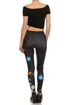 Solar System Leggings - POPRAGEOUS  - 4
