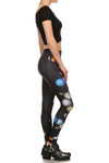 Solar System Leggings - POPRAGEOUS  - 3
