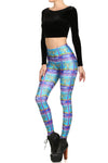 Menorah Leggings - POPRAGEOUS  - 2