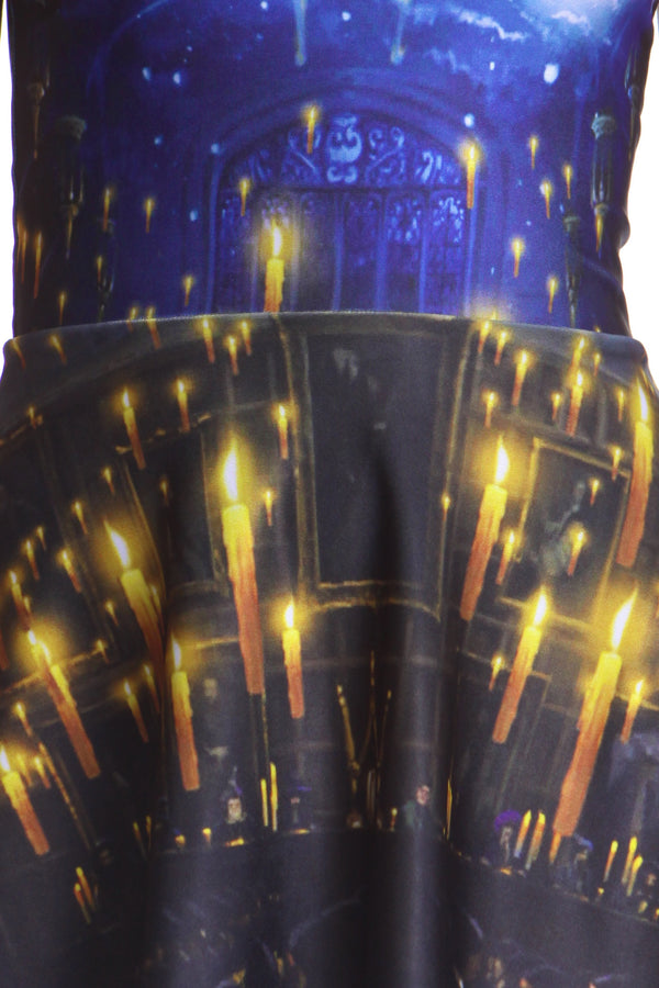 Great Hall Skater Dress - LIMITED - POPRAGEOUS  - 5