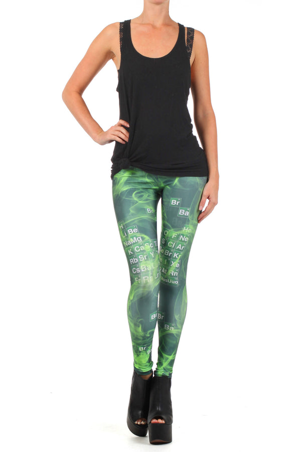 BrBa Leggings - POPRAGEOUS  - 1