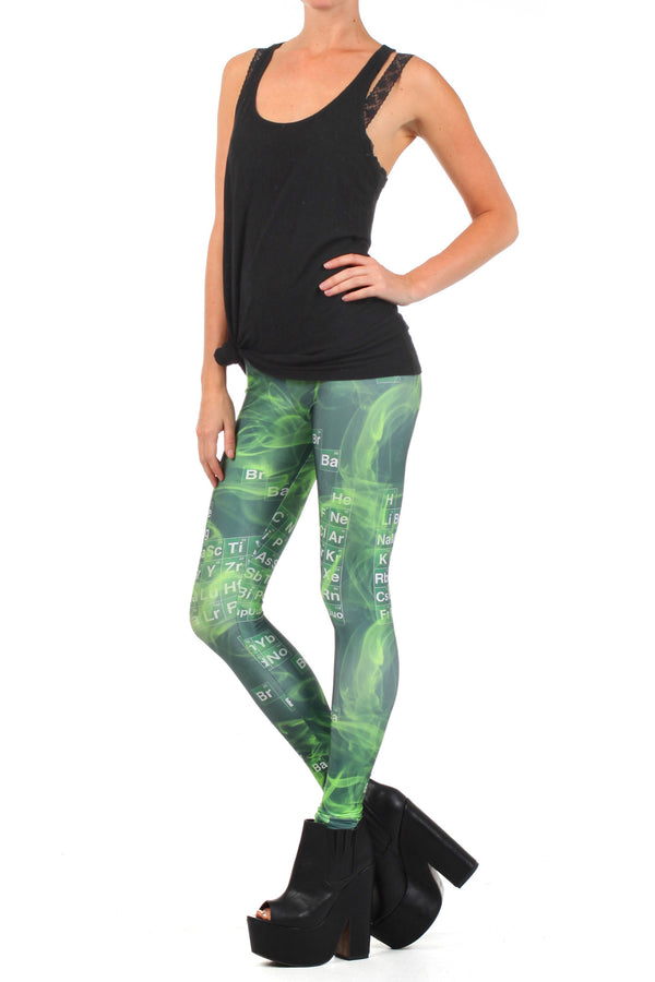 BrBa Leggings - POPRAGEOUS  - 2