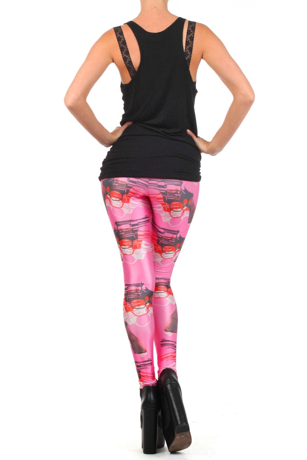 Bang Bang Leggings - POPRAGEOUS  - 4