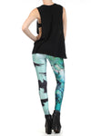 CAMILLA d'ERRICO: Disassembled Tears Leggings - POPRAGEOUS  - 4