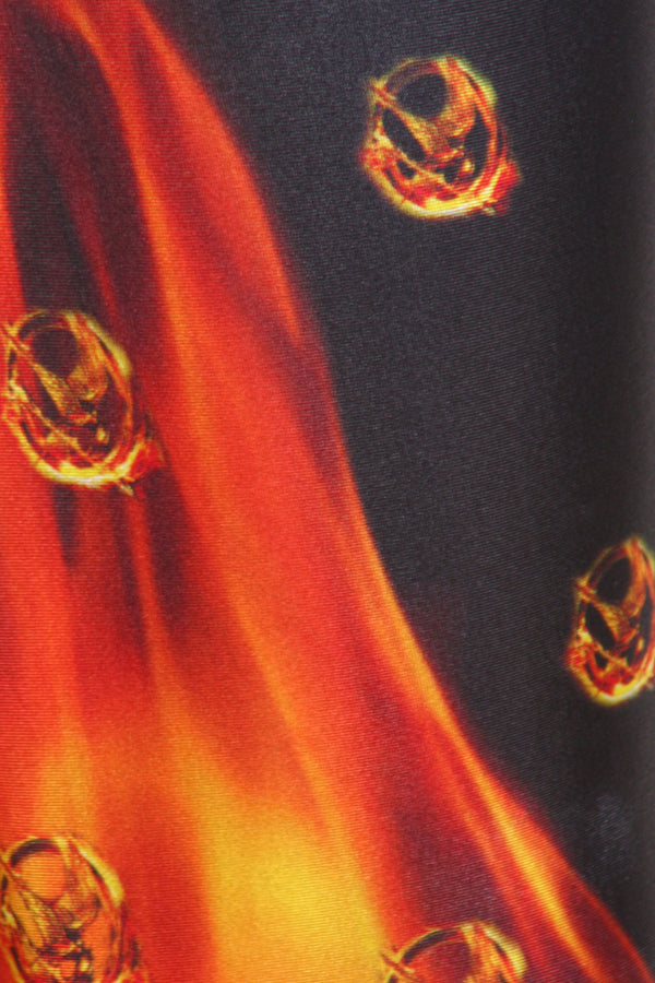 Catching Fire Leggings - POPRAGEOUS  - 5