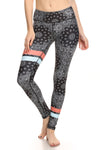 Paisley Dream Leggings - POPRAGEOUS  - 2