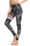 Paisley Dream Leggings - POPRAGEOUS  - 1