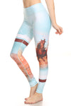 Wild Horses Dream Leggings - POPRAGEOUS  - 1