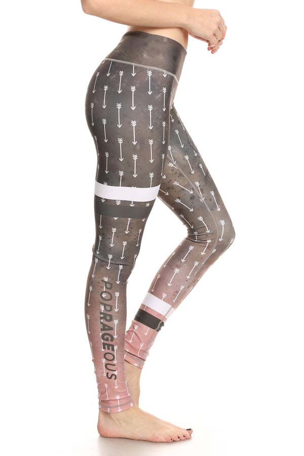 Oxleigh Skull Dream Leggings - POPRAGEOUS  - 3