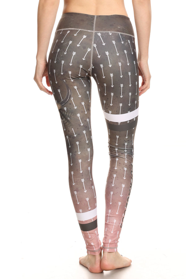 Oxleigh Skull Dream Leggings - POPRAGEOUS  - 4