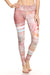 Nova Coyote Dream Leggings - Blush