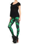 Shamrock Leggings - POPRAGEOUS  - 2