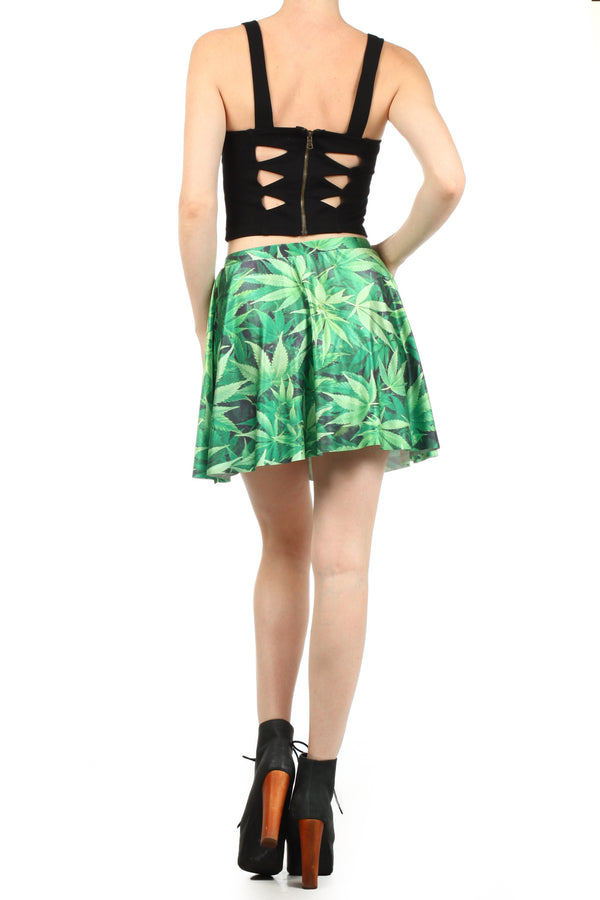 Mary Jane Skater Skirt - POPRAGEOUS  - 4