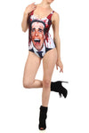 American Psycho One-Piece Swim - POPRAGEOUS  - 2