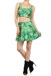 Mary Jane Skater Skirt - POPRAGEOUS  - 1
