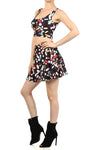 Chill Pill Skater Skirt - POPRAGEOUS  - 2