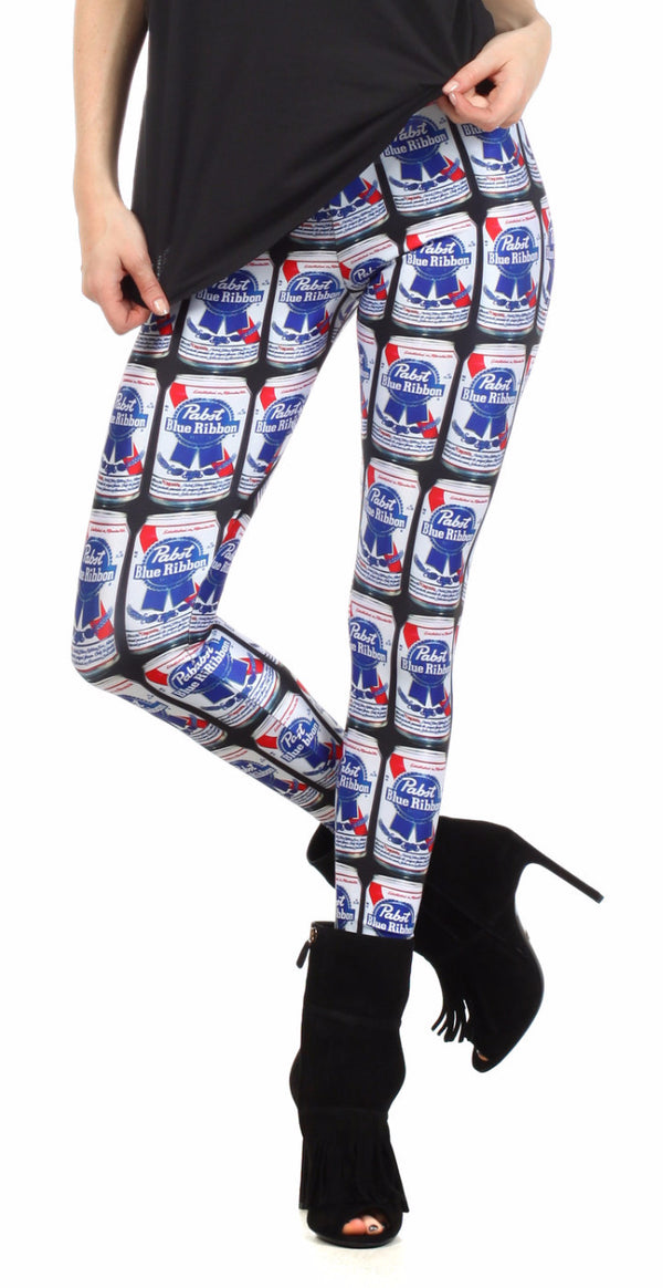 PBR Leggings - POPRAGEOUS  - 1