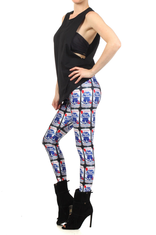 PBR Leggings - POPRAGEOUS  - 2