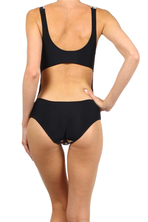 Chill Pill One-Piece Swim - POPRAGEOUS  - 3